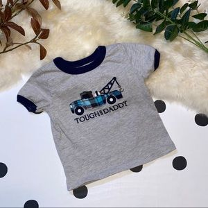 🧸5 FOR $20🧸CARTER'S Graphic Tee - 18 Months